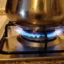 Gaszenie płonącego oleju