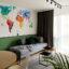 Mapa świata inna niż wszystkie – poznaj oryginalne fototapety i odmień swoje mieszkanie