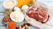 Znaczenie białka w zdrowej diecie